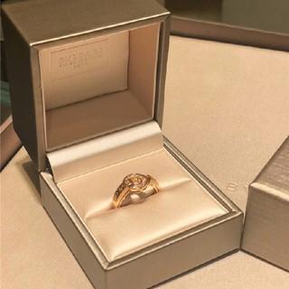 BVLGARI - ◆※大人気です!Bvlgari  指輪 18K  サイズ 14