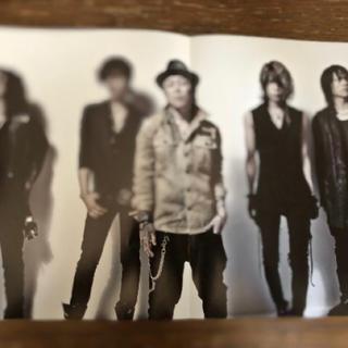 DIR EN GREY  2011年  ツアーパンフレット(音楽/芸能)
