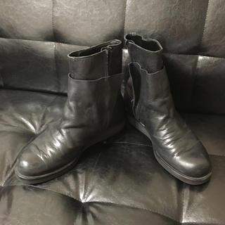 ヨウジヤマモト(Yohji Yamamoto)のブーツ ヨウジヤマモト プールオム (ブーツ)