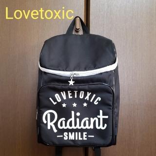 ラブトキシック(lovetoxic)の★ ラブトキシック リュック ★(リュックサック)