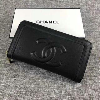 CHANEL - 安心購入の長財布 高品質