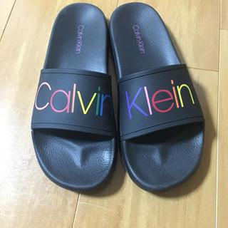 Calvin Klein - ◎ calvin klien カルバンクライン サンダル
