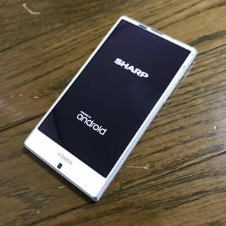 アクオス(AQUOS)のSHARP AQUOS SHV32 au ジャンクピン(スマートフォン本体)