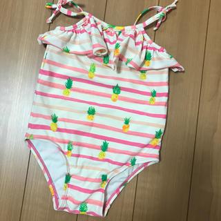 ベビーギャップ(babyGAP)のbaby gapパイナップル柄水着 (90センチ)(水着)