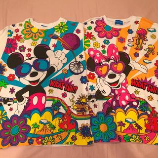 Disney - ディズニーランド Tシャツ ペア