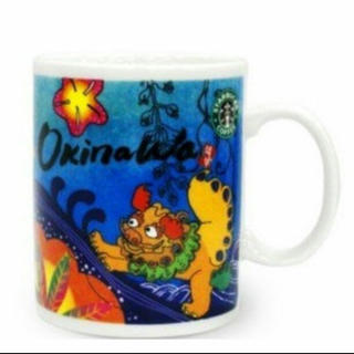 スターバックスコーヒー(Starbucks Coffee)のスターバックス沖縄マグカップ(日用品/生活雑貨)