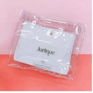 ジュリーク(Jurlique)のGINGER付録♪ジュリークコラボクリアバッグ(ポーチ)