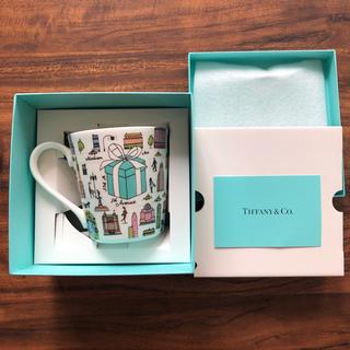 Tiffany & Co. - ティファニー 5th Avenue マグカップ