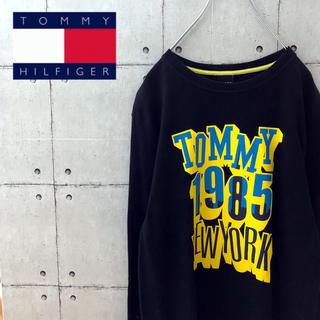 トミー(TOMMY)の【人気】TOMMY トミー ロンT 長袖 Tシャツ ニューヨーク(Tシャツ/カットソー(七分/長袖))