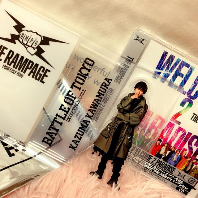 THE RAMPAGE(ザランページ)のTHE RAMPAGE 川村壱馬 エンタメ/ホビーのタレントグッズ(男性タレント)の商品写真