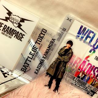 THE RAMPAGE - THE RAMPAGE 川村壱馬