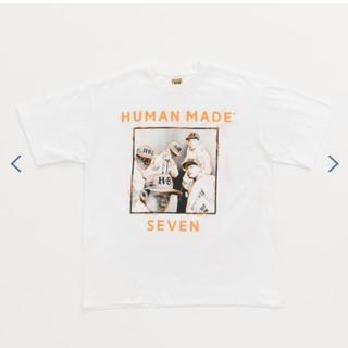 サンダイメジェイソウルブラザーズ(三代目 J Soul Brothers)のHUMAN MADE × STUDIO SEVEN コラボTシャツ【新品未使用】(Tシャツ(半袖/袖なし))