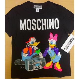 モスキーノ(MOSCHINO)のMOSCHINO&H&M Tシャツ モスキーノ×H&M(Tシャツ/カットソー(半袖/袖なし))