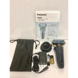 パナソニック(Panasonic)のパナソニック ラムダッシュ メンズシェーバー 5枚刃 青 ES-CSV6R-A(メンズシェーバー)