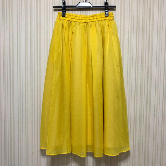 tiara(ティアラ)の☆ティアラ☆ ミモレ丈スカート レディースのスカート(ロングスカート)の商品写真