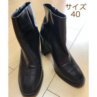 ザラ(ZARA)のZARAハイヒールアンクルブーツ(ブーツ)