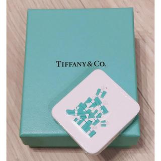 Tiffany & Co. - ティファニー タブレット 非売品 小物ケース ミンティアケース