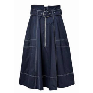 REDYAZEL - 早い者勝ち♡配色ステッチフレアスカート