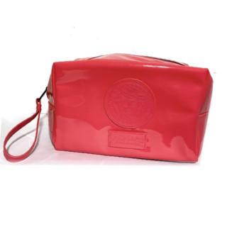 ヴェルサーチ(VERSACE)の新品 ヴェルサーチ 正規品 クラッチバッグ エナメル ピンク(クラッチバッグ)