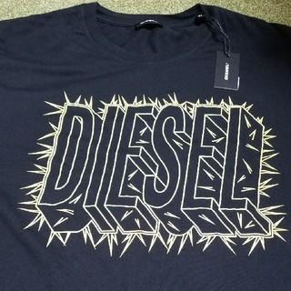 ディーゼル(DIESEL)のXL ディーゼル Tシャツ ブラック(Tシャツ/カットソー(半袖/袖なし))