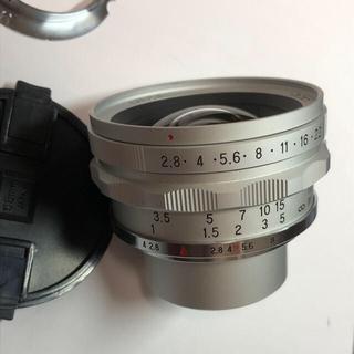 ライカ(LEICA)のAvenon アベノン 21mm f2.8 Lマウント(レンズ(単焦点))