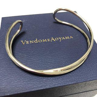 ヴァンドームアオヤマ(Vendome Aoyama)のヴァンドーム青山 シルバーバングル(ブレスレット/バングル)
