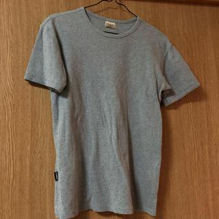 アヴィレックス(AVIREX)のavirex グレー Tシャツ Mサイズ(Tシャツ/カットソー(半袖/袖なし))