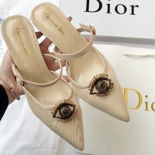 Dior - DIOR ハイヒール ★美品★ 在庫あります