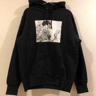 Supreme - Supreme Akira Arm Hooded Sweatshirt