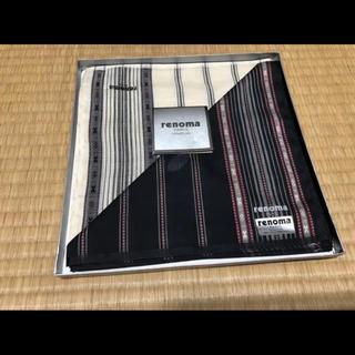 レノマ(RENOMA)のメンズ用ハンカチ(ハンカチ/ポケットチーフ)