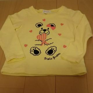 サンカンシオン(3can4on)の3can4onの長袖100(Tシャツ/カットソー)
