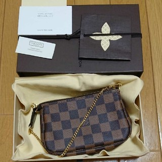 LOUIS VUITTON - 新品、未使用! ルイヴィトン アクセサリーポーチ