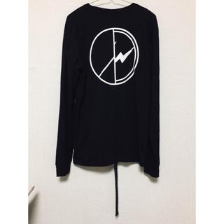 ピースマイナスワン(PEACEMINUSONE)のPEACEMINUSONE x FRAGMENT ロングスリーブ(Tシャツ/カットソー(七分/長袖))