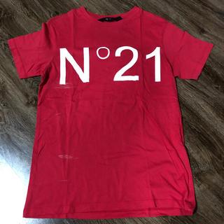 ヌメロヴェントゥーノ(N°21)のN°21(Tシャツ(半袖/袖なし))