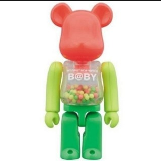 MEDICOM TOY - MY FIRST BE@RBRICK B@BY neon 400% 1体