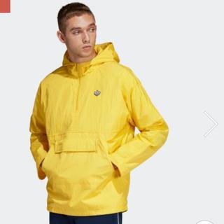アディダス(adidas)のadidas オリジナルス HZ ジャケット イエロー サイズL(ナイロンジャケット)