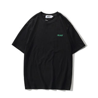 Palace skateboards パレス Tシャツ サイズXL 半袖 黒(Tシャツ/カットソー(半袖/袖なし))