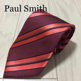 Paul Smith - Paul Smith ポールスミス シルクネクタイ ③
