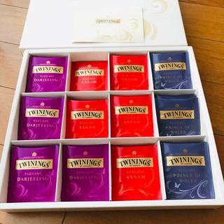 アイシッケライ(ej sikke lej)のトワイニング紅茶 エレガント コレクション 47袋(茶)