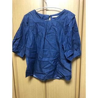ケービーエフ(KBF)のKBF トップス Tシャツ カットソー(カットソー(半袖/袖なし))