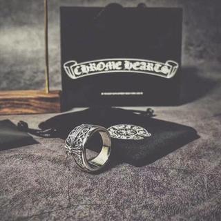 クロムハーツ(Chrome Hearts)のクロムハーツ リング・指輪 シルバー925(リング(指輪))