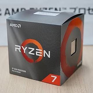 AMD Ryzen 3700X 未使用品 CPU 国内正規品