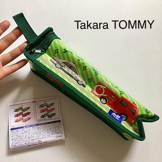 Takara Tomy - 非売品 新品 トミカ パトカー&消防車 500mlサイズ ペットボトルホルダー
