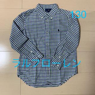 Ralph Lauren - ラルフローレン 130 チェックシャツ
