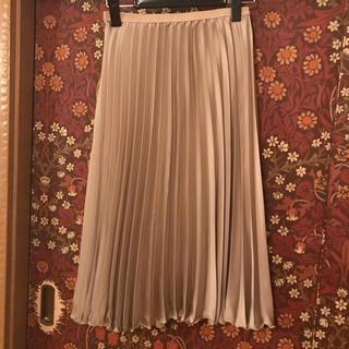 ZARA - 【ZARA】プリーツスカート XSサイズ
