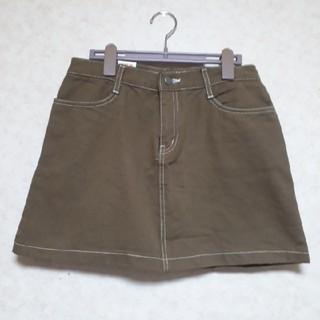 ミックスエックスミックス(mixxmix)のスカート(ミニスカート)