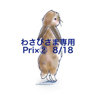 ★8/18★わさびさま専用  P25×②