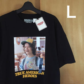 新品 Lサイズ ダスティン ストレンジャーシングス シーズン3 Tシャツ