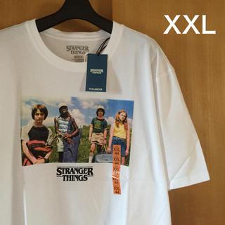 新品 XXLサイズ ストレンジャーシングス シーズン3 Tシャツ