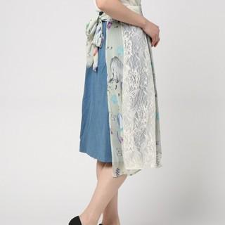 ScoLar - 美品 スカラー フルーツ柄2wayスカート